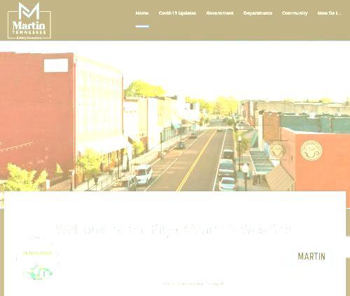 City of Martin