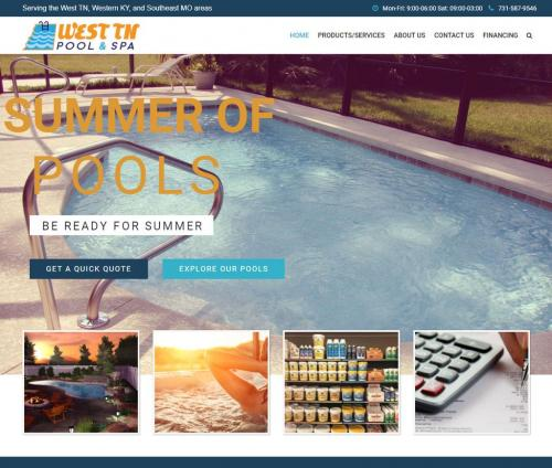 West TN Pools & Spas
